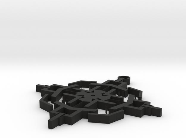 kruisknoet 3d printed