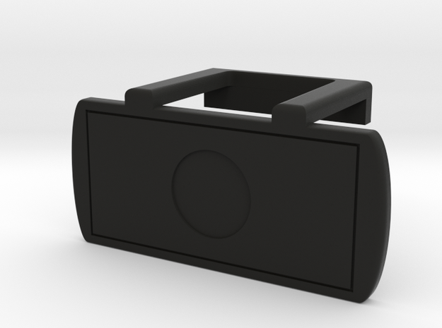 Webcam Cover - Logitech C920 in Black Natural Versatile Plastic