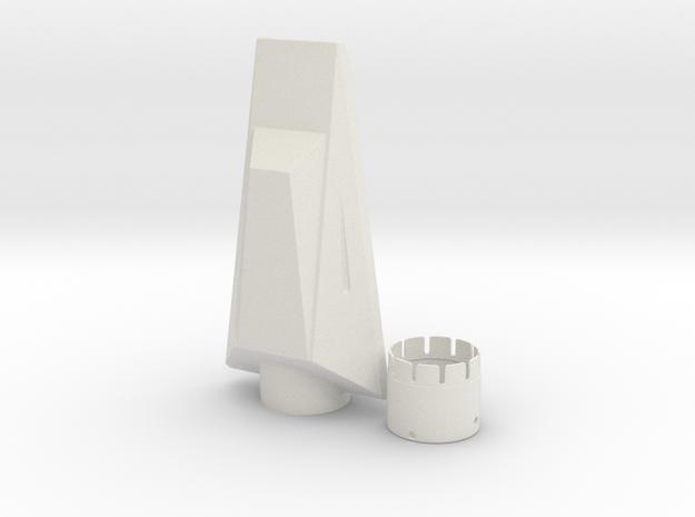 NC-70 (Upscale Orion/Manta) in White Natural Versatile Plastic