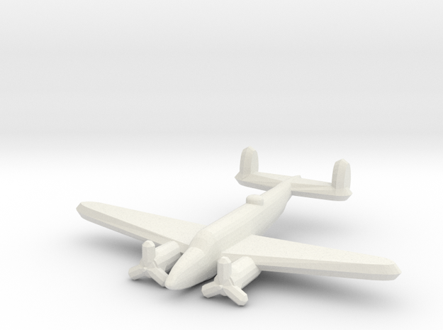 Lockheed PV-1 Ventura 1/900 3d printed