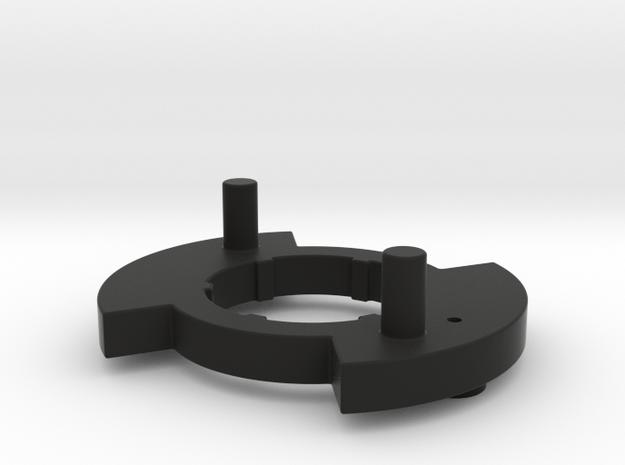 Bugaboo Gen 3 Disk(R) in Black Natural Versatile Plastic