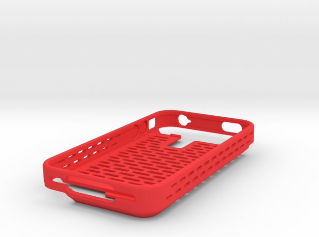 iphone4 & iphone4s case for your card & usb drive 3d printed