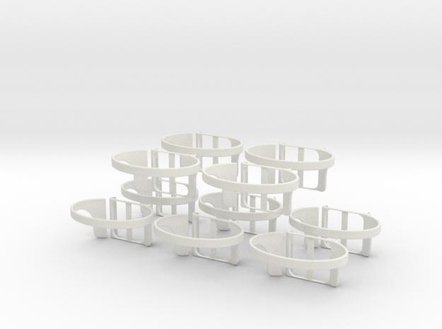 nanolet   large x10 3d printed
