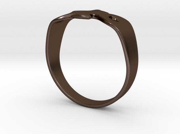 Cross ring US13 3d printed