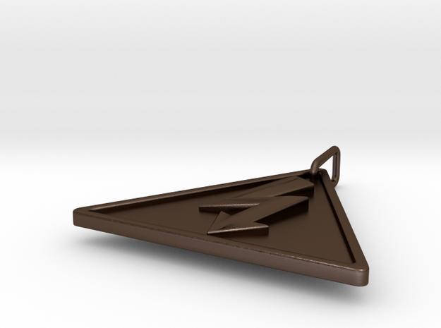 Electric pendant 3d printed
