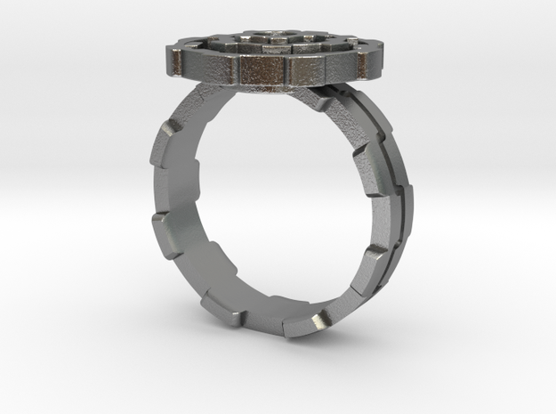 Gearwheel Ring 27.5mm Diameter US 19.5 3d printed