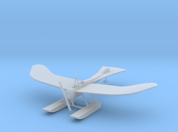 Rumpler Taube Floatplane 1/144th Scale 3d printed