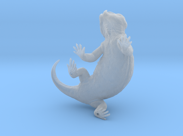 Hyperodapedon (Scaphonyx) 1/12 3d printed