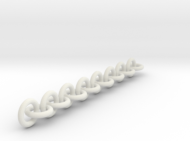 Long Chain 3d printed