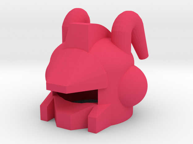 Robohelmet: Bug Sacker 3d printed