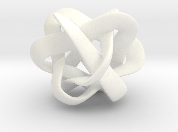 Tetratwist 3d printed