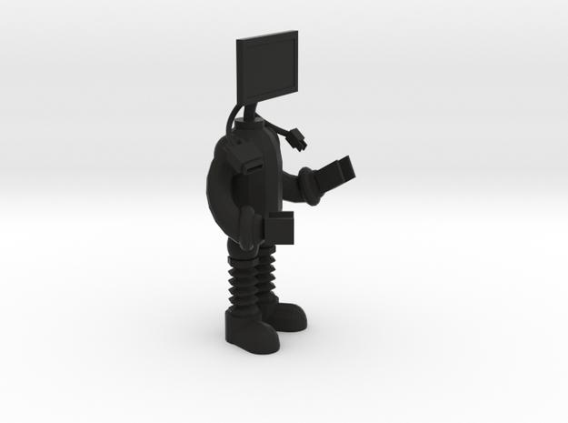 miniMonitorMan 3d printed
