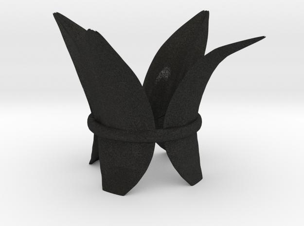 LillyLeaf Tealight Holder 3d printed