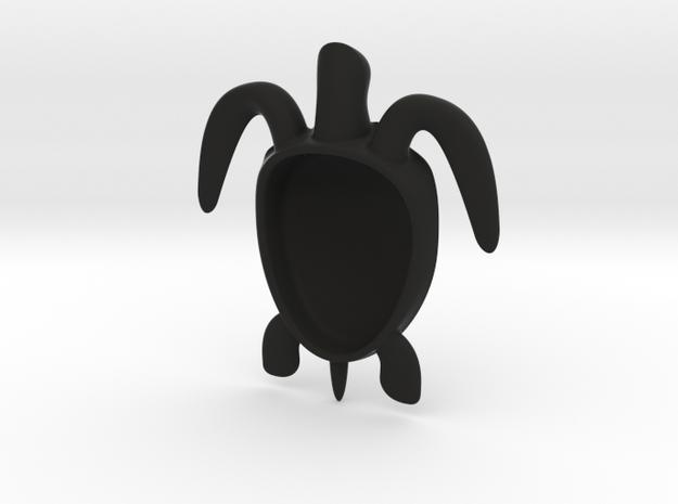 sea turtle form shelled