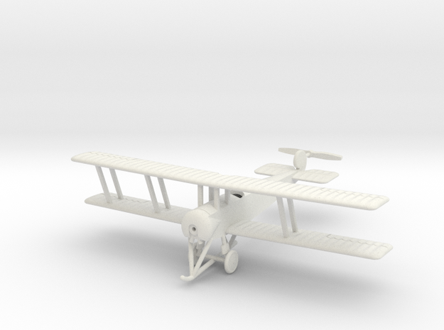 1/144 Avro 504A (single-seater) 3d printed
