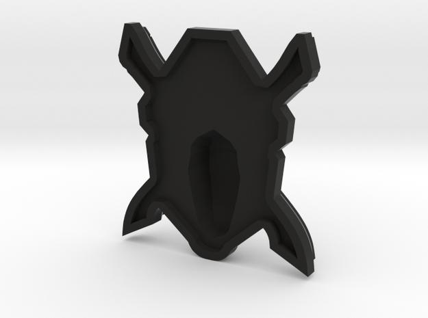 Legendary Emblem 3d printed
