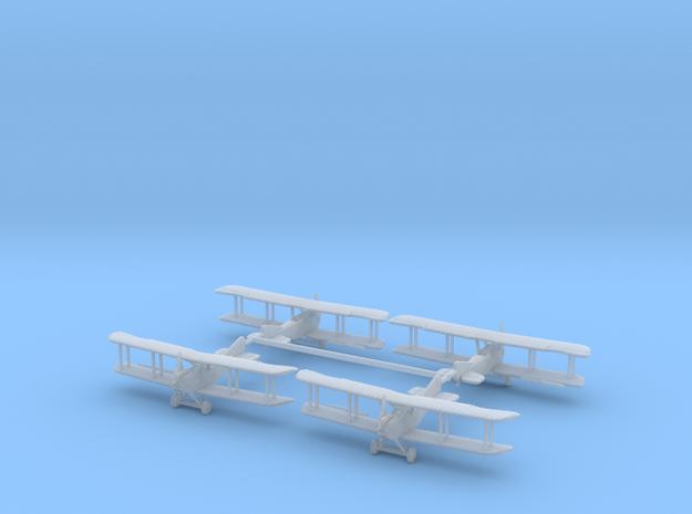 1/350th AEG C.IV 3d printed