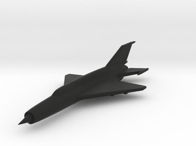 1/285 (6mm) Mig-21 SMT K    3d printed