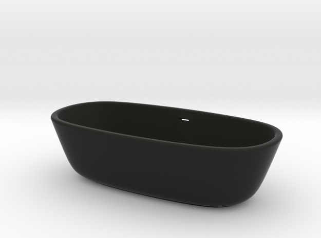 1:39 Scale Model - Bath Tub 05 3d printed