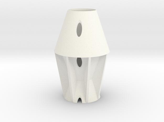 Tail Cone BT50 Mars Snooper 3d printed