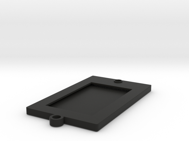 Credit Card / Hotel Key Holder 3d printed