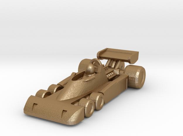 Tyrrell P34 keyring/pendant 3d printed