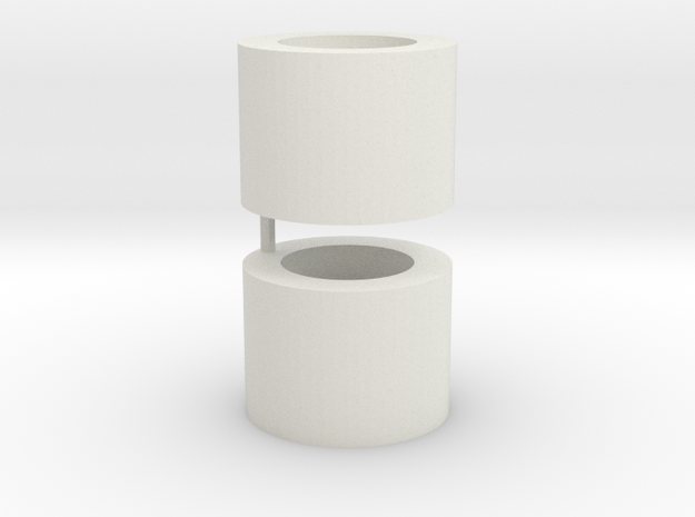 Supports for KJW 3d printed