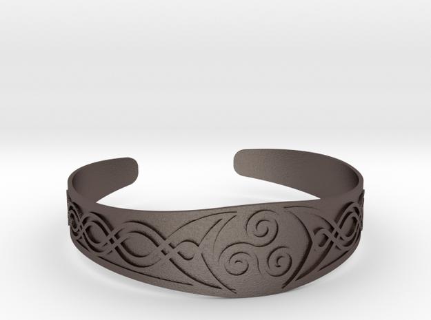 Bracelet Triskel 3d printed