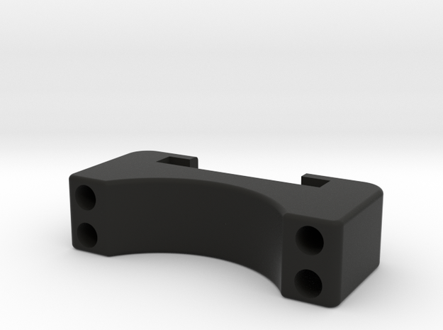 Lens Support Base REV300 in Black Natural Versatile Plastic