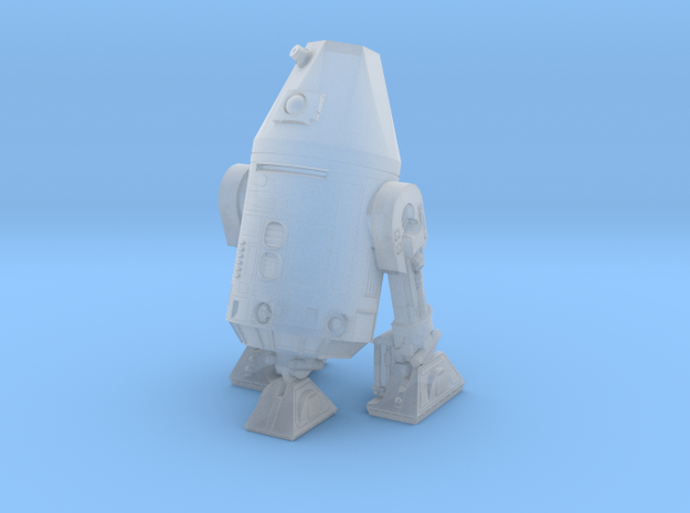 1/48 O Scale Robot-4 3-leg in Frosted Ultra Detail