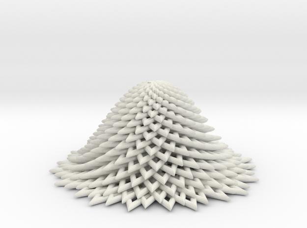 Fibonacci`s Bell 3d printed
