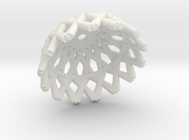 radial 3d printed