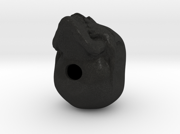 skull hollow 1.5 inch 3d printed
