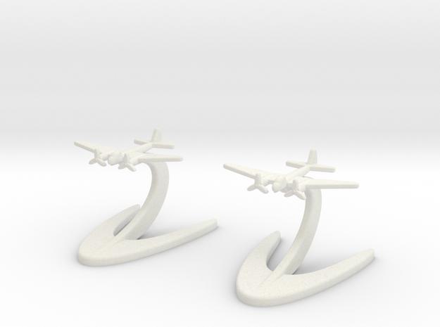 Ju88 A-4/R in White Natural Versatile Plastic