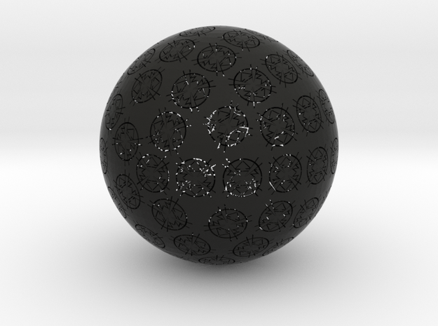 Globe Daaq 3d printed
