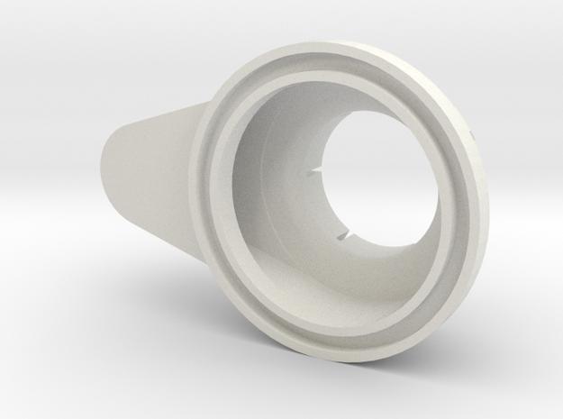 Mini-Mill Vacuum Shroud 3d printed