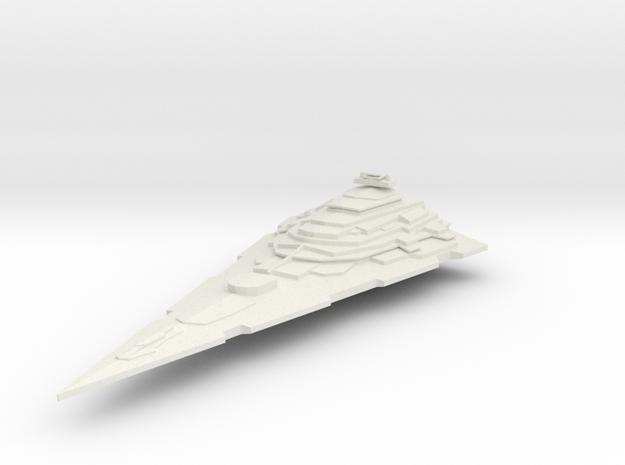 imperial titan v001 hollow in White Natural Versatile Plastic