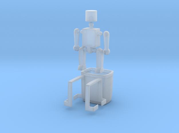 Krampus bundle for Minimates part 2 in Smooth Fine Detail Plastic