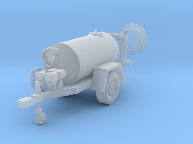 The Famous Furphy Water Cart - Modern(HO/1:87) in Smooth Fine Detail Plastic