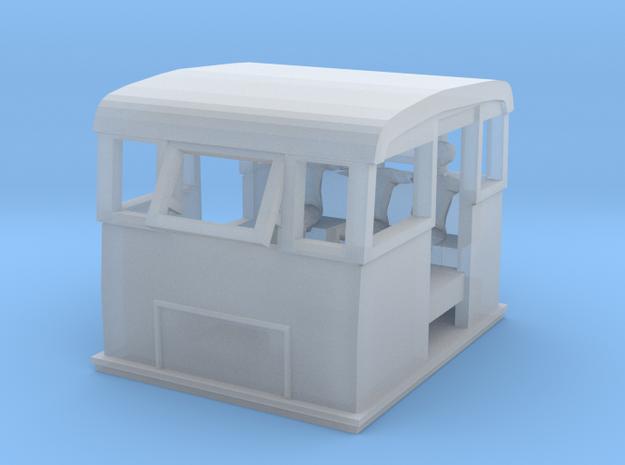 HOn30 PBR/ VR NKR-1 Mail Motor in Smooth Fine Detail Plastic