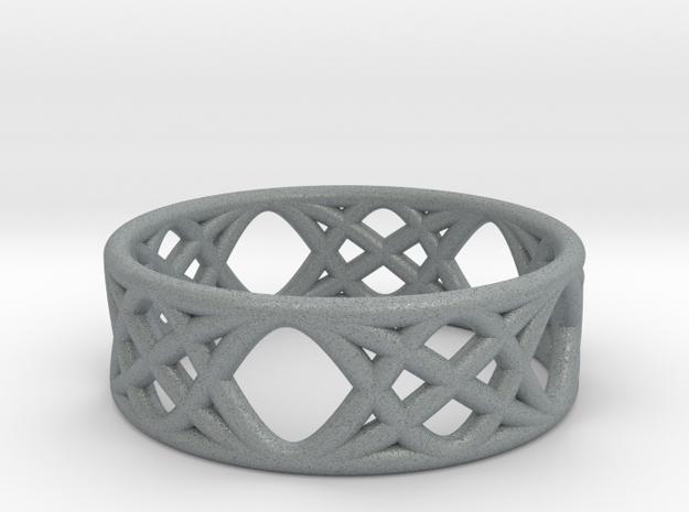 Sine Ring Flat 3d printed