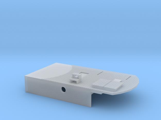 Mittelteil des Aufbaus neu in Smooth Fine Detail Plastic