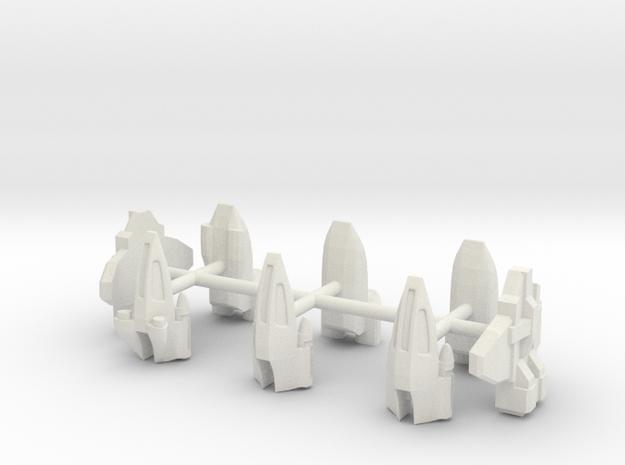 Shuttle mania 3d printed