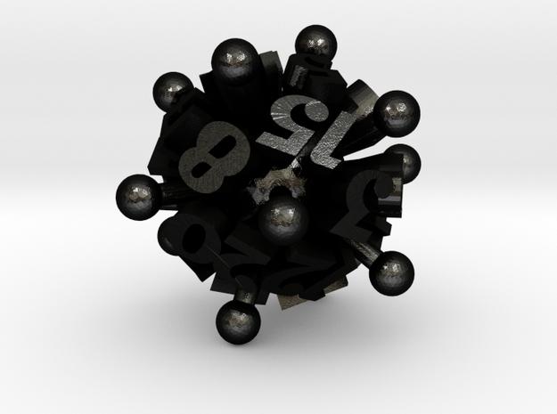 Jack d20 3d printed
