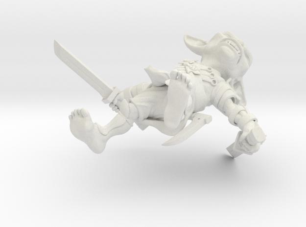 Ninja Goblin 2.0 in White Strong & Flexible