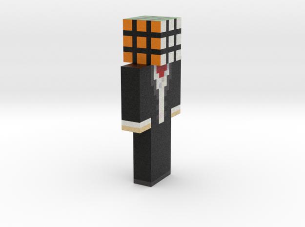 12cm | skitscape 3d printed