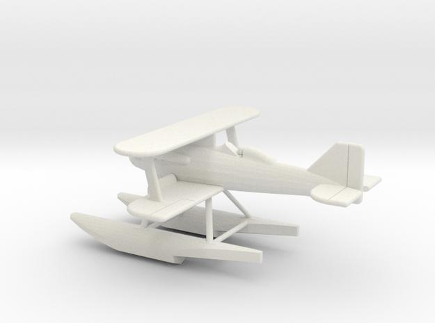 GAAR16 Gloster IIIA 1/144 in White Strong & Flexible