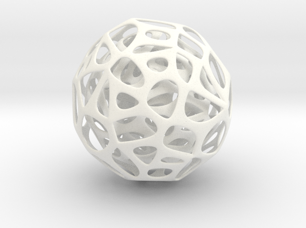 Voronoi Ball 3d printed