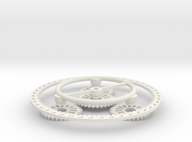 Planetary Gear Set 3d printed