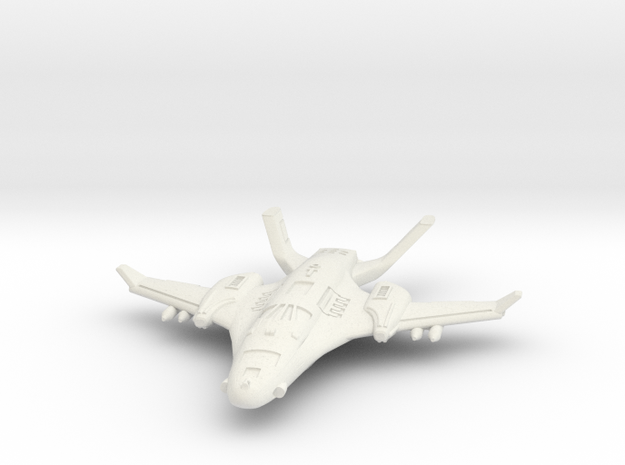 1/285 Royal Empire Raptor Fighter